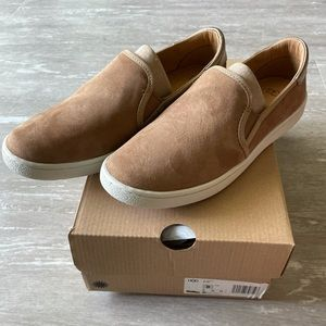 UGG Cas Slip-On Sneaker - Chestnut Suede